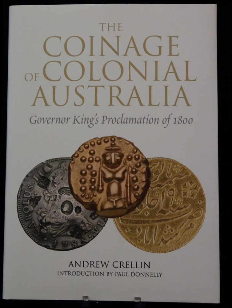 The Coinage of Colonial Australia Book