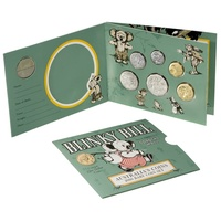 Australia 2010 Baby Uncirculated Mint Coin Set Blinky Bill