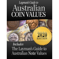 2020 The Laymans Guide To Australian Coin Values eBook