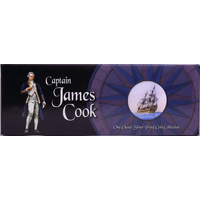 Cook Islands 2009 Silver 4 Coin Proof Set Captain James Cook