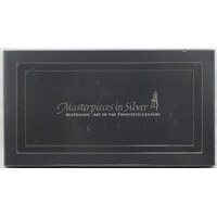 2006 Masterpieces in Silver 20th Century Art I
