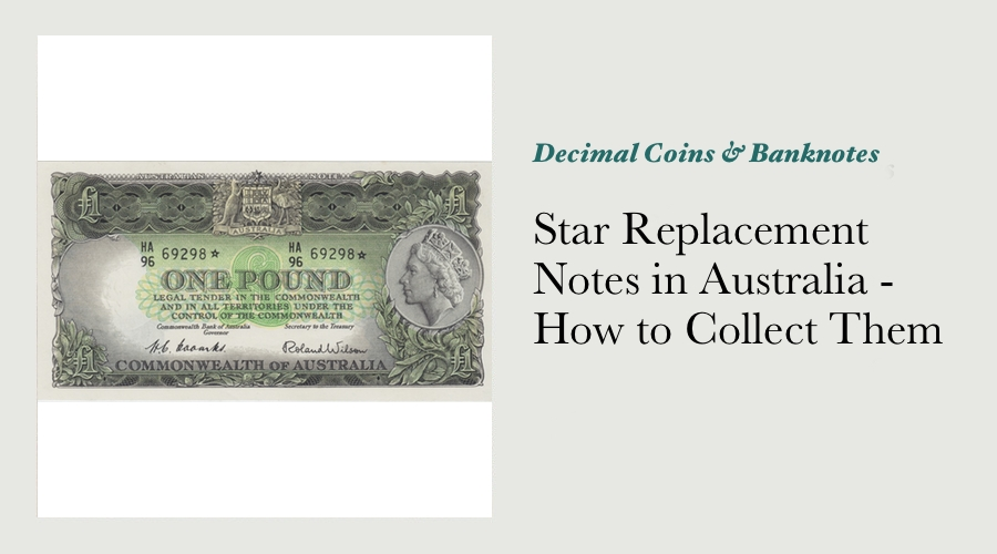 Star Replacement Notes in Australia - How to Collect Them main image